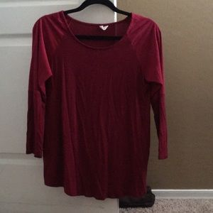 3/4 Sleeve Shirt from Pink Blush